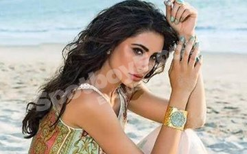 Nargis Fakhri Is Very, Very SCARED!!
