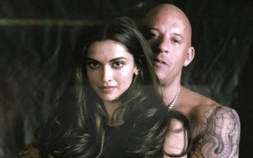 Stop everything! Here's Deepika-Vin's first shot of xXx