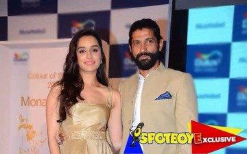 Farhan-Shraddha's 'friendship' acquiring 'dating' overtones?