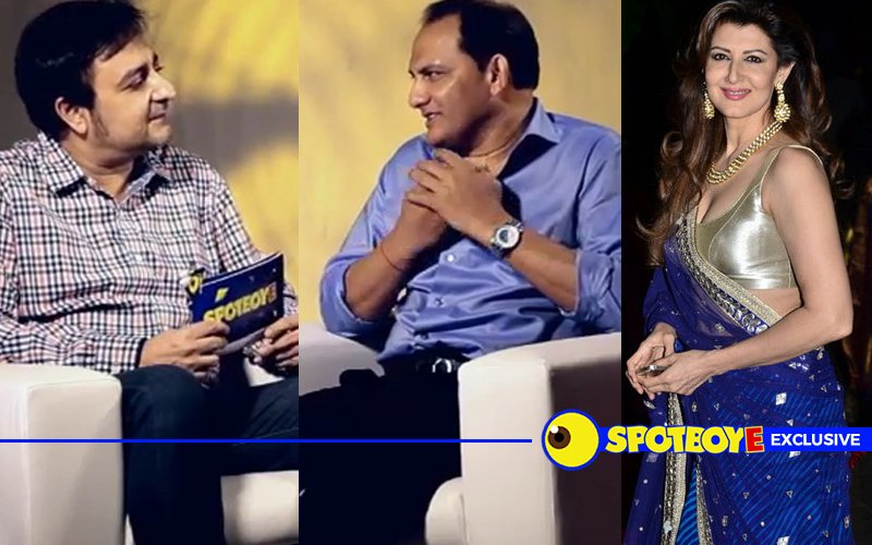 Azharuddin: Sangeeta stood by me during the betting controversy