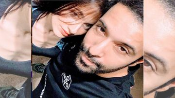 Aamir Ali Posts A Candid Picture With A Lady On A Beach; Fans Feel She Is Estranged Wife Sanjeeda Sheikh