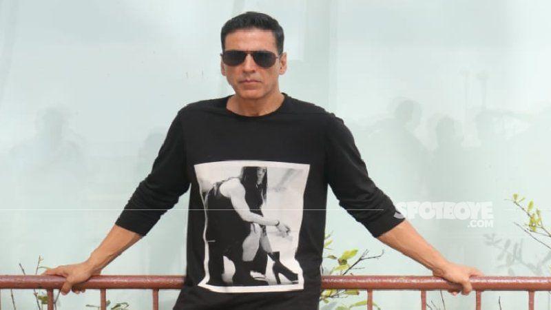 Bachchan Pandey: Akshay Kumar Shoots At Nachna Haveli In Jaisalmer; On Location Video Surfaces