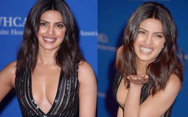 Priyanka goes Bold, Bolder, and Boldest!