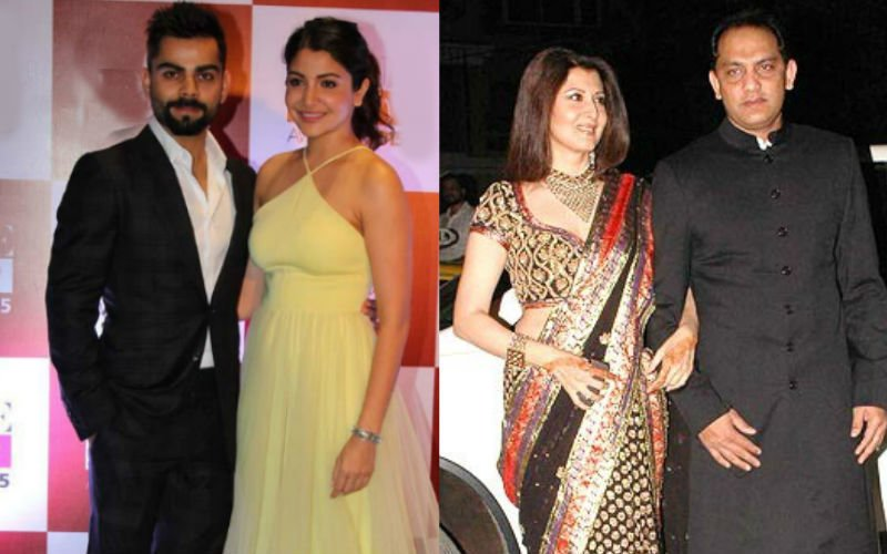 9 times Cricketers & Bollywood Actresses made for a toxic combination