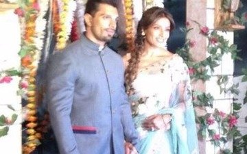 In Pics: Bipasha-KSG glued to each other at their post-wedding bash