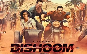 Dishoom Packs a Punch at the Ticket Windows