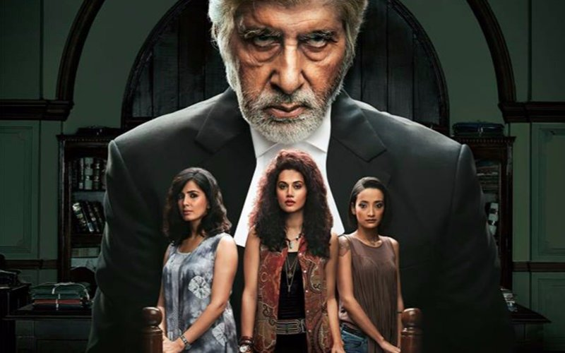 Movie Review: Pink….When Reality Bites
