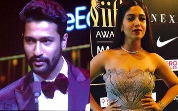 IIFA Fever: Vicky Kaushal & Bhumi Pednekar bag Best Debutant Awards