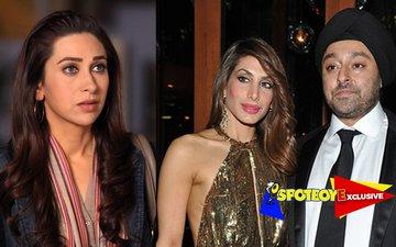 Karisma's souten Priya Sachdev reconciling with her husband Vikram Chatwal?