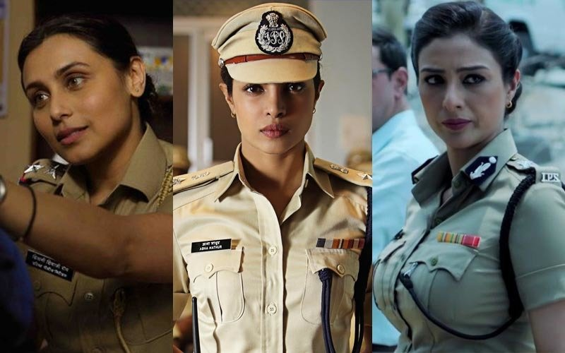 Bollywood's Unforgettable Female Cops