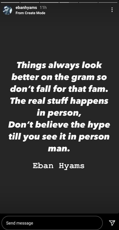 Eban Hyams