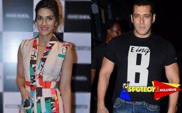 Kriti Sanon in Salman Khan's Jatt And Juliet
