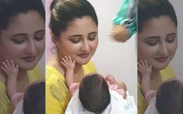 Bigg Boss 13: Rashami Desai's Pic With Mahhi Vij - Jay Bhanushali's Daughter Is The Cutest Thing You'll See Today