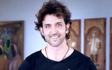 More than a 'Jhalak' of Hrithik on the Dance Reality show