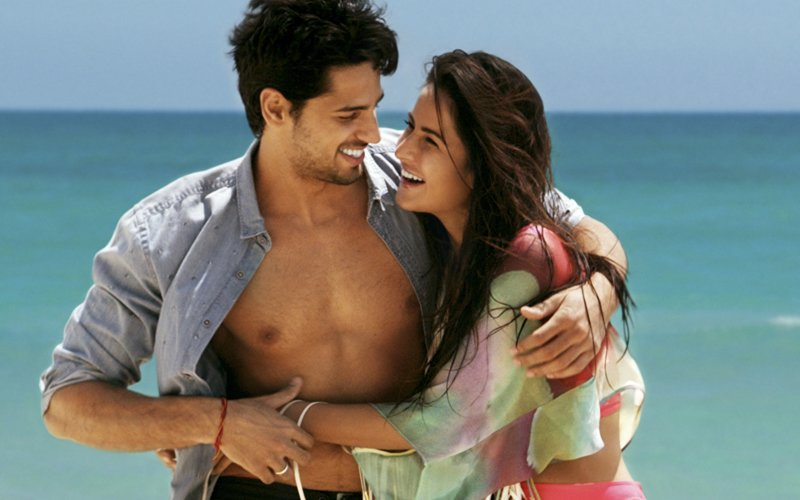 Travel Back In Time With Sidharth-Katrina's Baar Baar Dekho