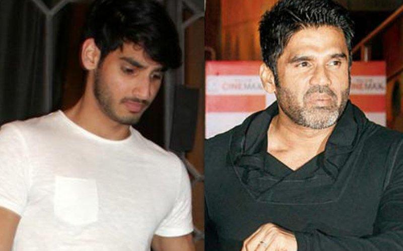Sunil Shetty's son Ahaan set to enter Bollywood