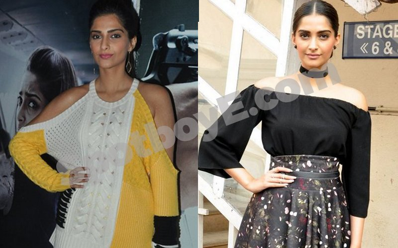 The fashion evolution of birthday girl Sonam Kapoor