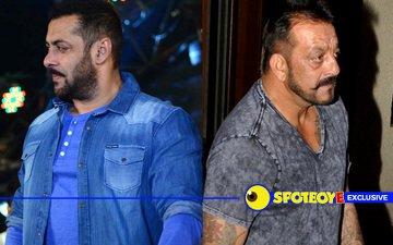 Salman-Sanjay fight over a woman!