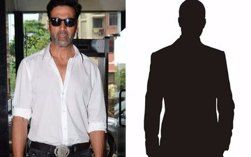 Guess who floored Akshay with his flair for words