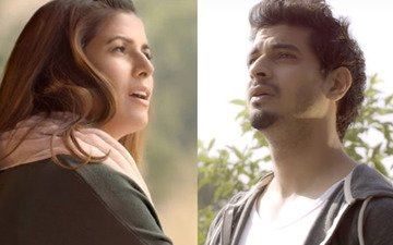 Nimrat Kaur-Tahir Raj Bhasin's lovers' tiff is super-cute