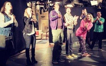 It's wrap-up for The Big Bang Theory Season 9