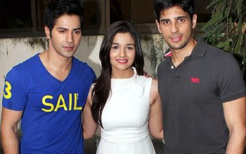 VIDEO: Alia's SHOCKING Confession To Varun About Her Relationship With Sidharth!