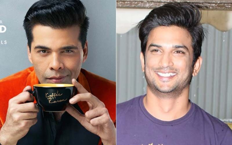 After Severe Backlash Post Sushant Singh Rajput's Death, Is Karan Johar Bringing Back Koffee With Karan? His Latest Post Suggests So