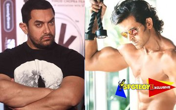 Aamir boots out Hrithik?