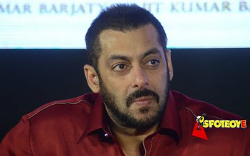 Salman Khan in trouble. Again!