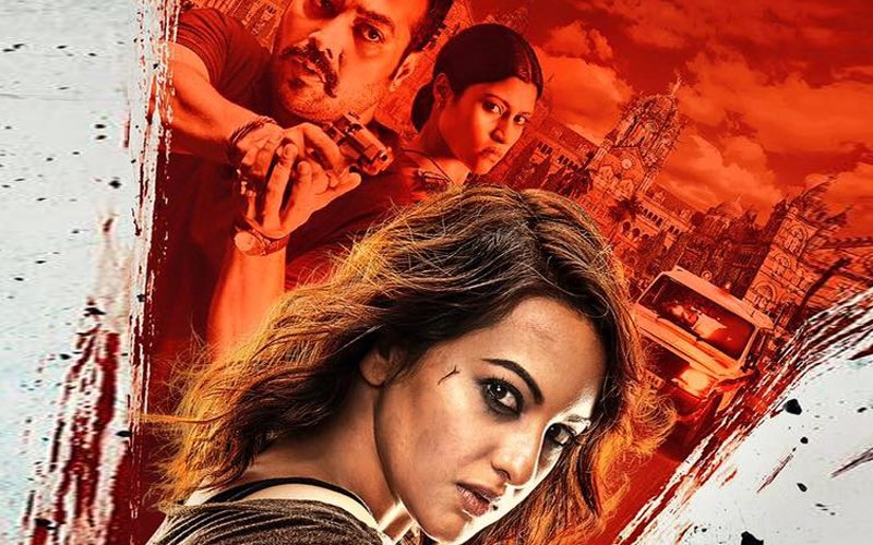 Sonakshi Sinha shows off her action avatar in Akira