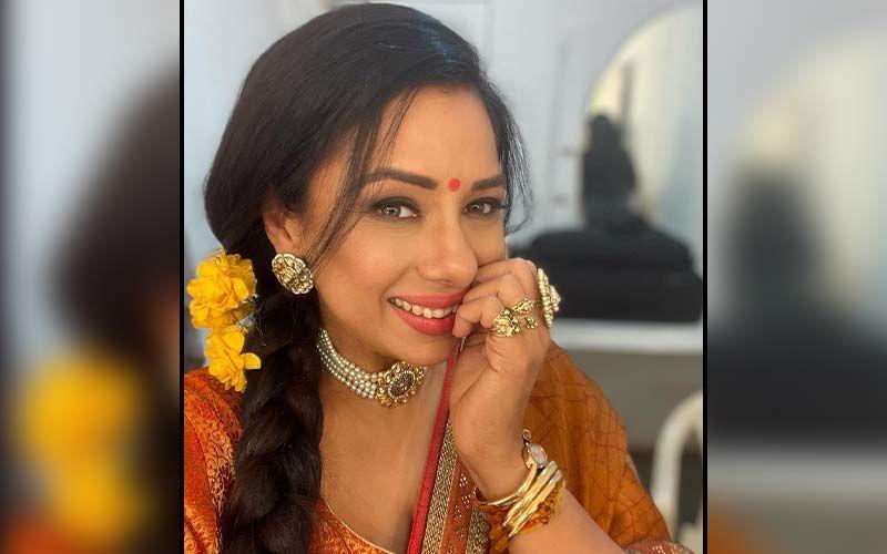 Anupamaa Actress Rupali Ganguly's Version Of 'Jai Jai Shiv Shankar' Is Winning The Internet-WATCH