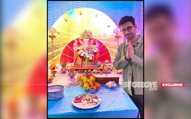 Ganesh Chaturthi 2021: Shaurya Anokhi Ki Kahani Actor Karanvir Sharma Shares His Memories, Says 'It's Not Just A Festival, It's A Feeling For Me'-EXCLUSIVE