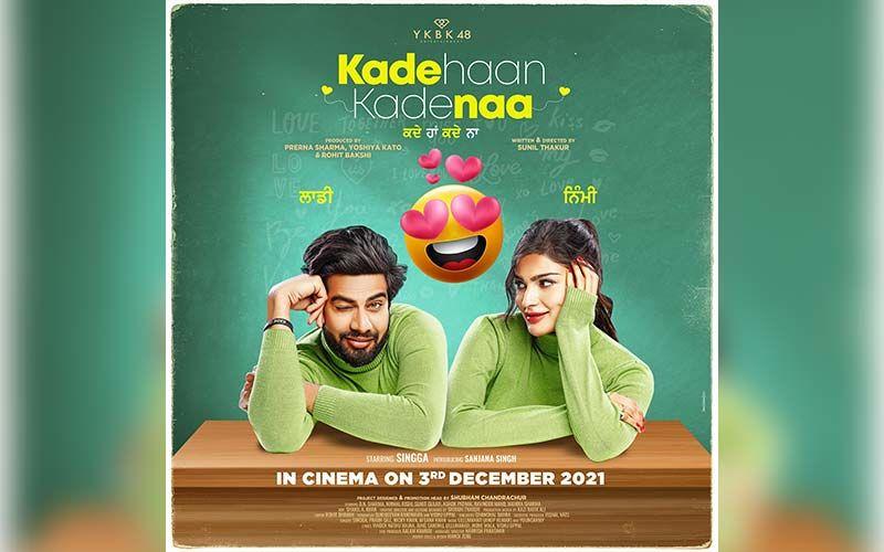 Kade Haan Kade Naa: Singga Unveils The Release Date Of His Debut Film Along With Sanjana Singh