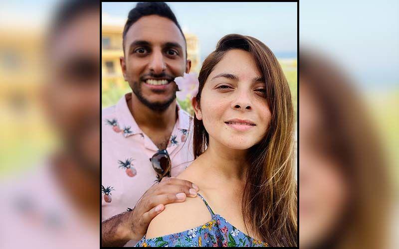 Sonalee Kulkarni Celebrates 4 Years Of Relationship With Hubby Kunal Benodekar