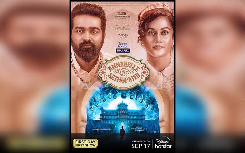 Annabelle Sethupathi: 5 Days To Go For The Worldwide Streaming Of Vijay Sethupathi Starrer Film