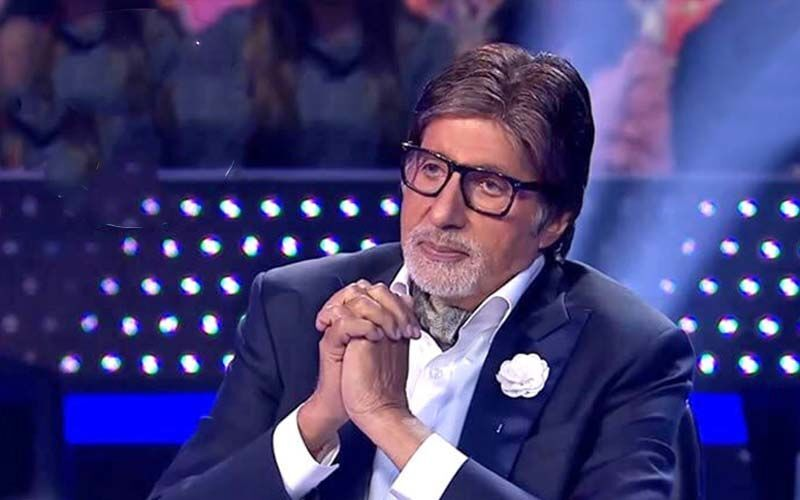 Kaun Banega Crorepati 13: Amitabh Bachchan Bumps Into His College-Mate From DU's Kirori Mal College On The Show