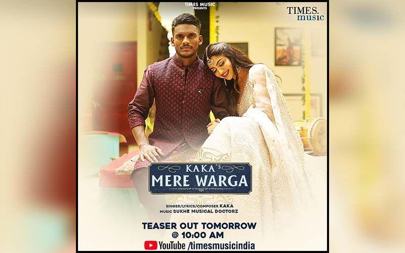 New Song Alert- 'Mere Warga' By Singer Kaka Exclusive With 9X Tashan!
