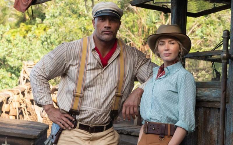 Dwayne Johnson And Emily Blunt Talk About Their Upcoming Film Jungle Cruise