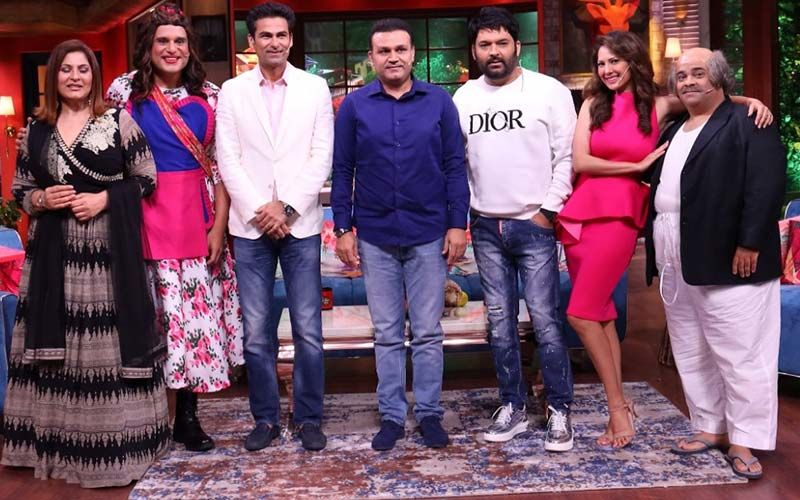 The Kapil Sharma Show: Virender Sehwag And Mohammad Kaif To Grace The Show As Guests On Saturday's Episode