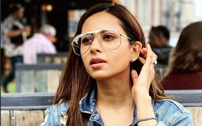 Sargun Mehta Is Straight Out Of A Dreamy Floral Garden In Her Latest Pictures On Instagram; Can't Afford To Miss