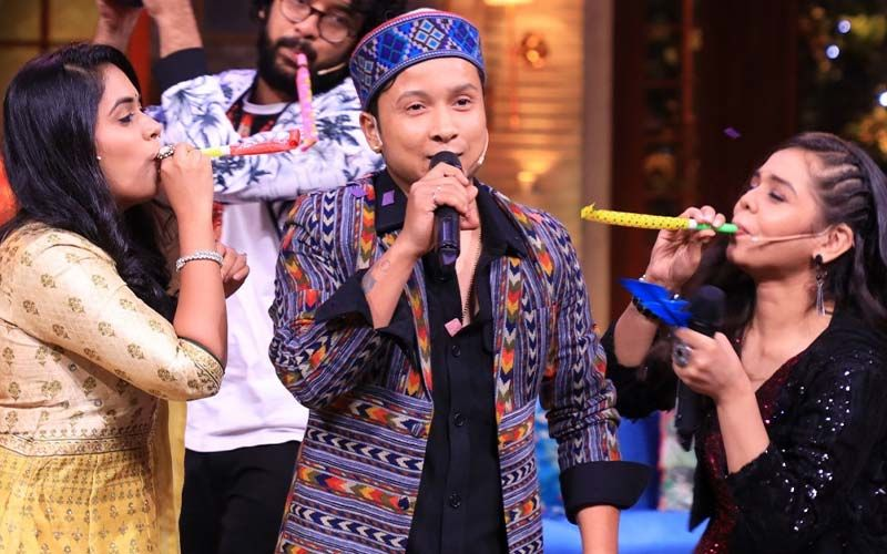 The Kapil Sharma Show: Indian Idol 12 Winner Pawandeep Rajan Finds Himself Taking A Special Test On The Show!