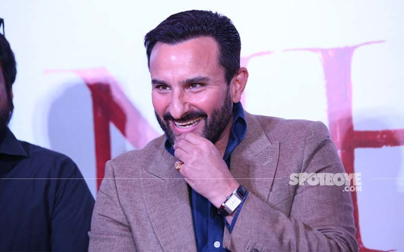 Saif Ali Khan Refutes Rumours Of Being Offered Race 4, 'Nobody Has Offered Race To Me'
