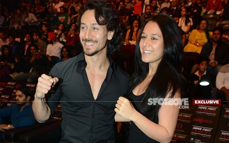 Krishna Shroff On Brother Tiger Shroff: 'He Is The Reason Why I Am Able To Pursue My Passion'-EXCLUSIVE