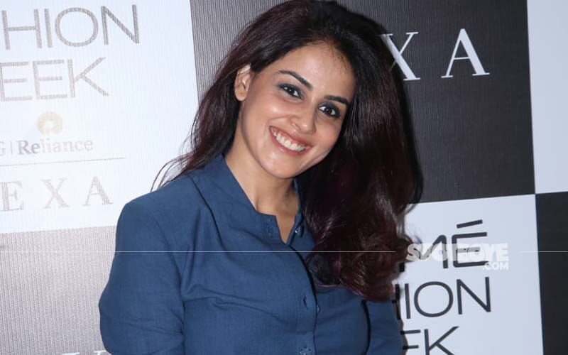 Genelia Deshmukh Reacts To Her Troller Calling Her Besharam, Cheap Aunty, 'I Don't Think He's Having A Good Day At Home'