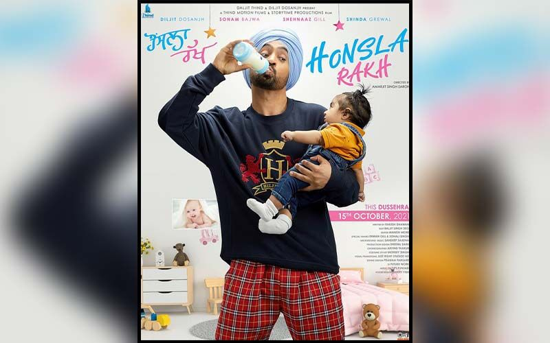 Honsla Rakh Trailer Review: Diljit Dosanjh Is Sure To Rock His Home Territory With This Film