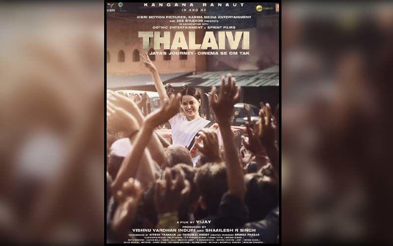 Thalaivii: Five Reasons Why Kangana Ranaut-Starrer Thalaivii Aces The Biopic Genre