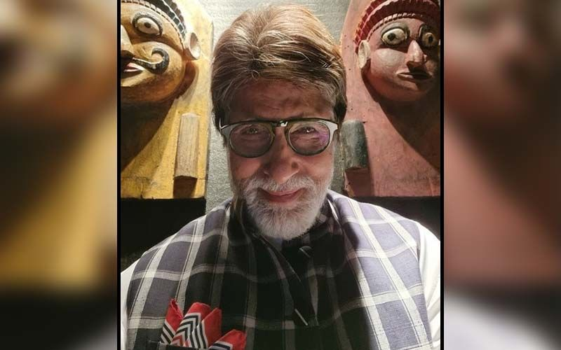 Amitabh Bachchan Gives The First Glimpse Of This Year's Ganpati Celebrations At The Iconic Lalbaugcha Raja
