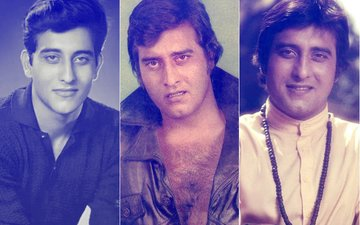 10 Photographs Of Vinod Khanna Which Prove That He Was One Of Bollywood's Handsomest Stars