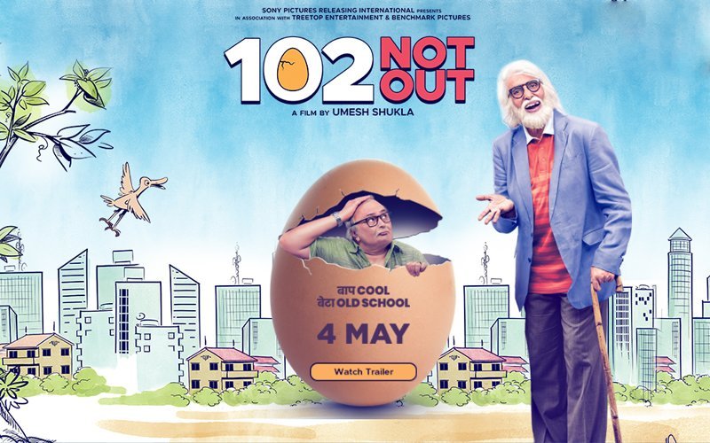 102 Not Out Trailer: Amitabh Bachchan & Rishi Kapoor's Chemistry Will Melt Your Heart