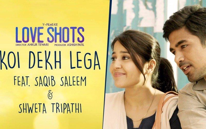 Watch Saqib Saleem-Shweta Tripathi's love story with a twist
